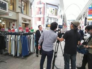 スポンサーの日興証券広島支店長による紹介